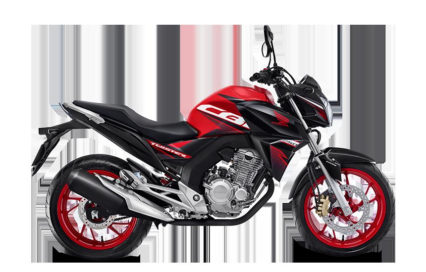 BR Moto :: Financiamento :: Naked :: CB 250F Twister CBS 2020